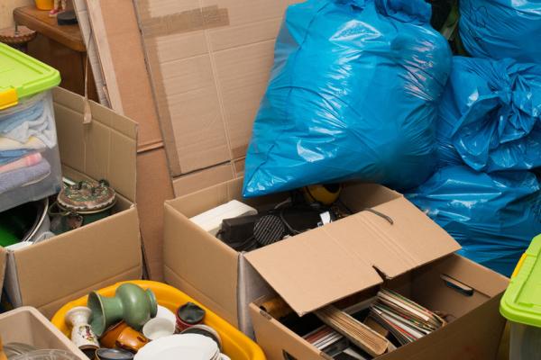 Umzug Spermüll Müll Entsorgung
