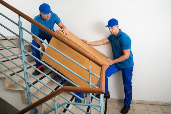 Umzug Transport Möbel transportieren
